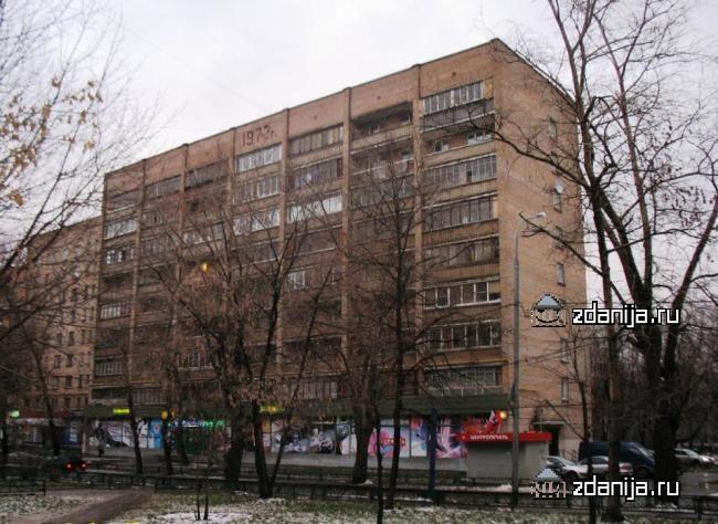 Москва, Халтуринская улица, дом 18 (ВАО, район Преображенское)
