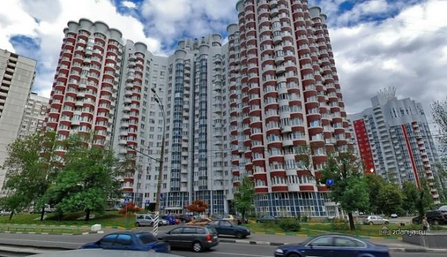 Москва, Пролетарский проспект, дом 7 (ЮАО, район Москворечье-Сабурово)