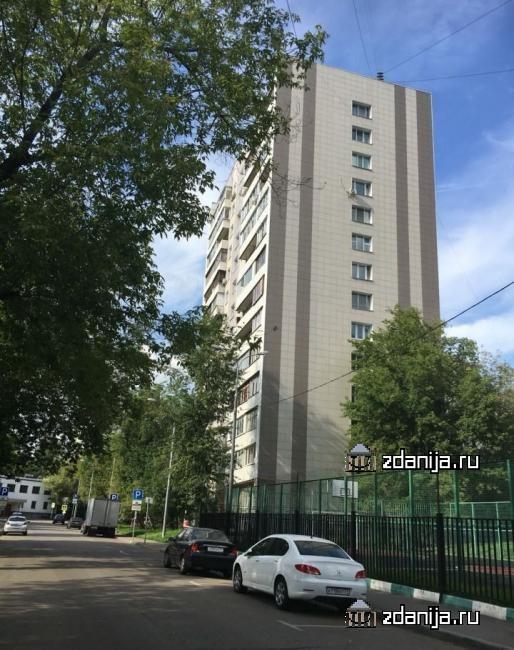 Москва, Большой Рогожский переулок, дом 10, корпус 3 (ЦАО, район Таганский)