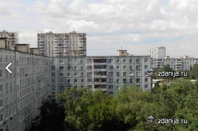 Москва, улица Исаковского, дом 28, корпус 2, Серия: II-49Д (СЗАО, район Строгино)