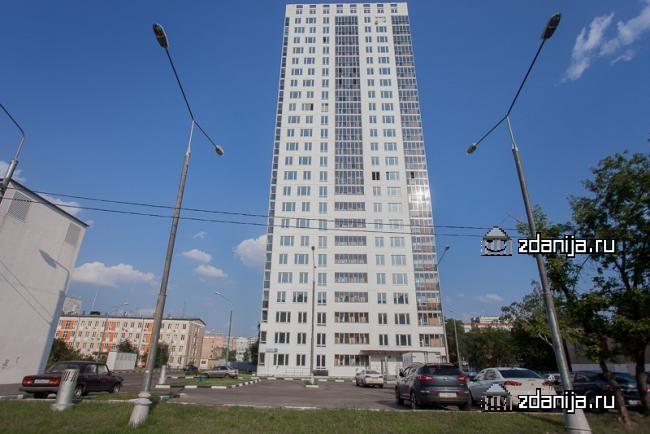 Москва, улица Народного Ополчения, дом 33 (СЗАО, район Хорошево-Мневники)