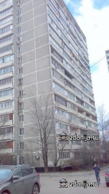 Москва, Ореховый проезд, дом 23, корпус 1, Серия II-68 (ЮАО, район Зябликово)
