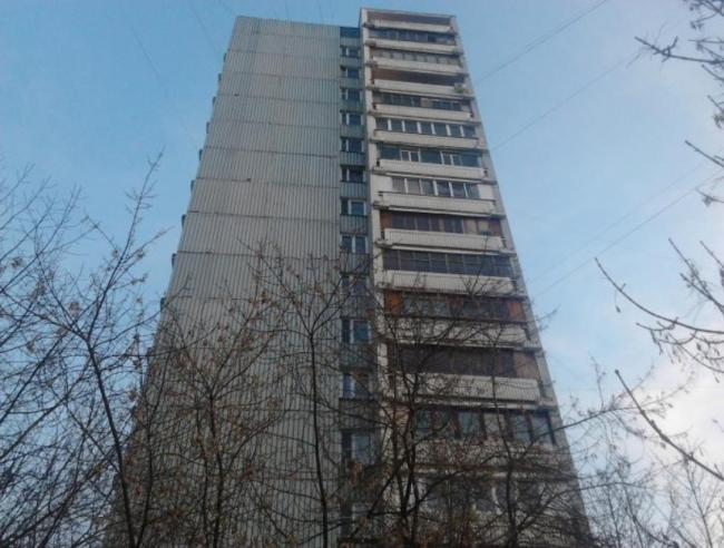 Москва, улица Мусы Джалиля, дом 8, корпус 4, Серия И-700 (ЮАО, район Зябликово)