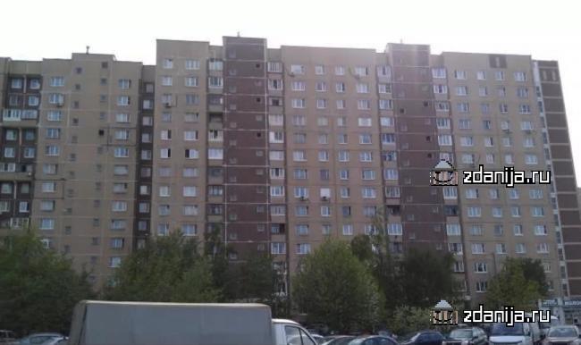 Москва, Суздальская улица, дом 22, корпус 2, Серия П-30 (ВАО, район Новокосино)