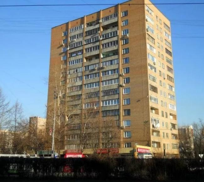 Москва, Пролетарский проспект, дом 25, Башня Вулыха (ЮАО, район Царицыно)