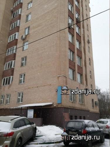 Москва, Болотниковская улица, дом 7, корпус 1 (ЮАО, район Нагорный)