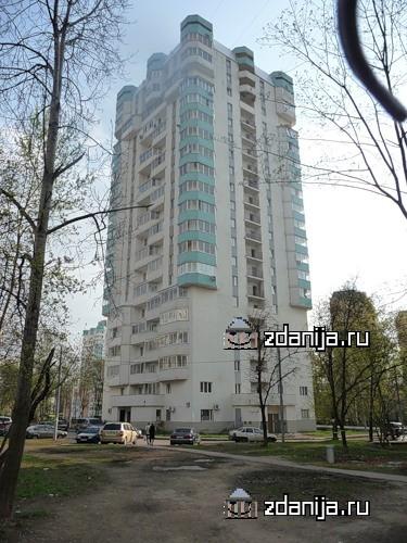 Москва, Ангарская улица, дом 57, корпус 4 (САО, район Дмитровский)