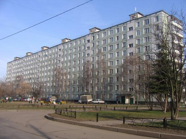 Москва, улица Исаковского, дом 16, корпус 1, Серия: II-49Д (СЗАО, район Строгино)