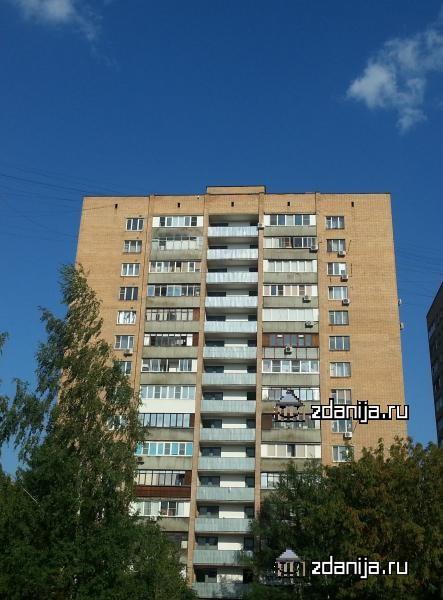 Москва, Пролетарский проспект, дом 39, Башня Вулыха (ЮАО, район Царицыно)