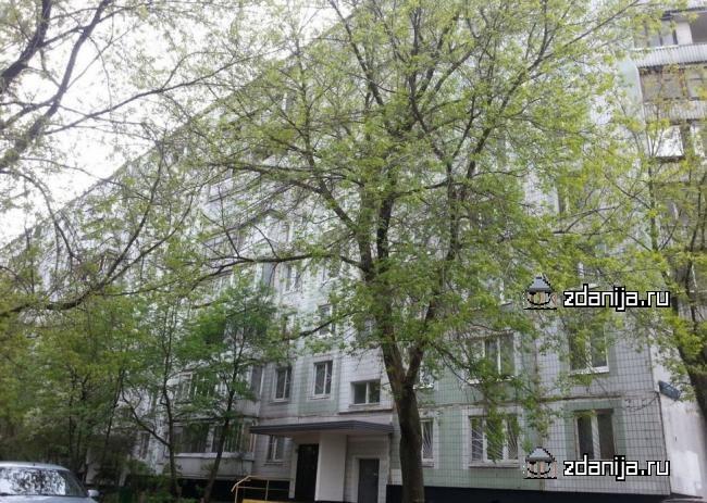 Москва, Солнцевский проспект, дом 9, корпус 1, Серия: II-49Д (ЗАО, район Солнцево)