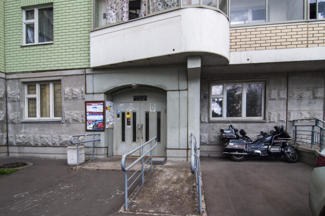 Москва, Ангарская улица, дом 57, корпус 1 (САО, район Дмитровский)
