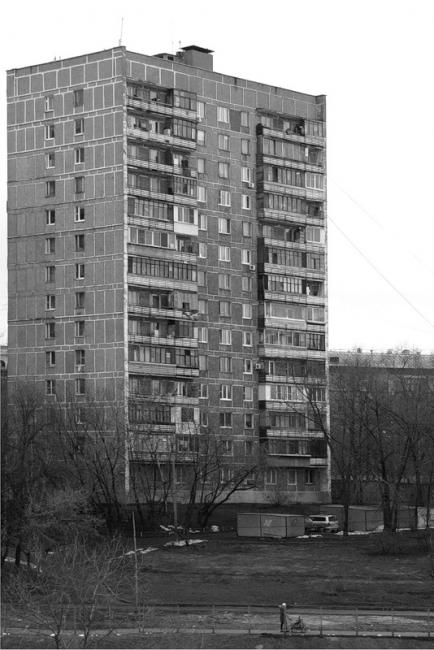 Москва, Халтуринская улица, дом 14, корпус 5, Серия И209а (ВАО, район Преображенское)