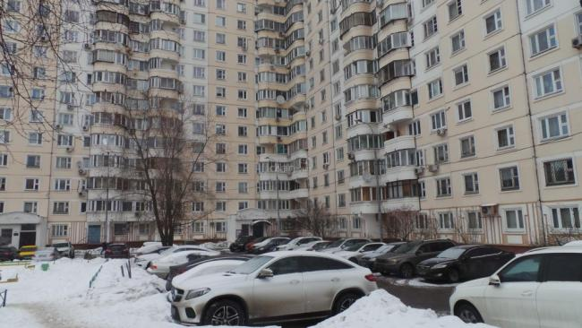 Москва, Болотниковская улица, дом 5, корпус 2, Серия п3м (ЮАО, район Нагорный)