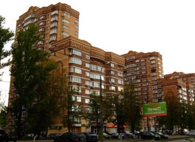 Москва, Большая Академическая улица, дом 45, корпус 1 (САО, район Коптево)