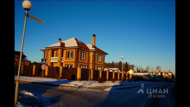 Коттеджный поселок премиум-класса «Антоновка»