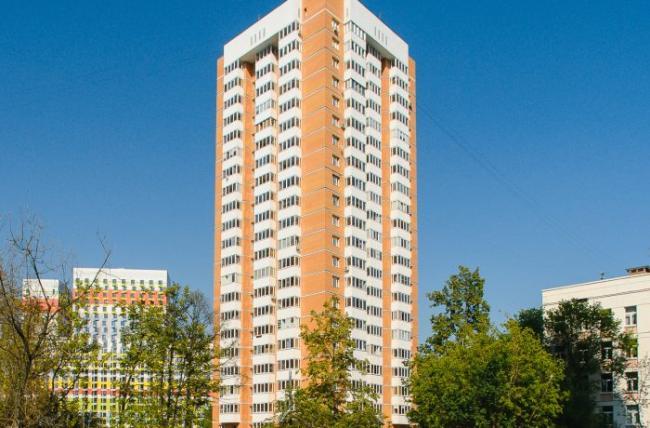 Москва, Ярцевская улица, дом 16 (ЗАО, район Кунцево)