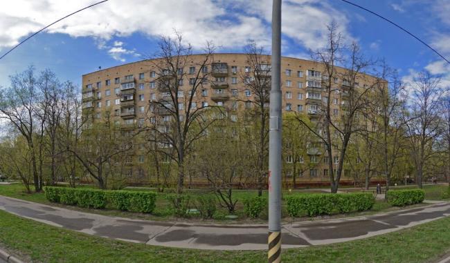 Москва, Сеславинская улица, дом 32, Серия: II-29 (ЗАО, район Филевский Парк)