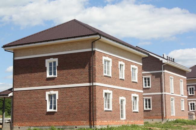 Коттеджный поселок «Федоскино Парк» деревня Федоскино Московская область, Мытищи