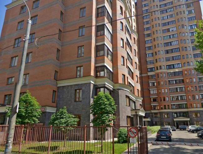 Москва, 10-я Парковая улица, дом 20 (ВАО, район Измайлово)