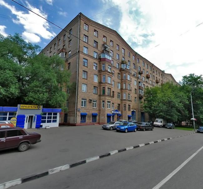 Москва, Тимирязевская улица, дом 16 (САО, район Тимирязевский)