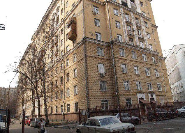 Москва, Волоколамское шоссе, дом 8 (САО, район Сокол)