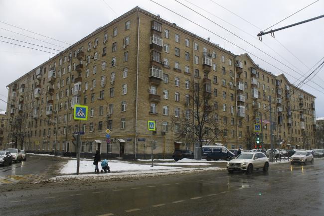 Москва, Большая Филевская улица, дом 13 (ЗАО, район Филевский Парк)