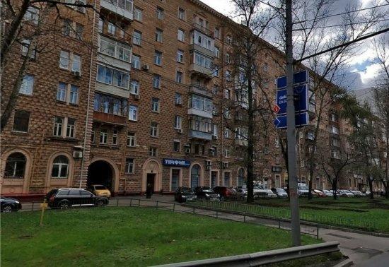 Москва, Большая Филевская улица, дом 21, корпус 2 (ЗАО, район Филевский Парк)