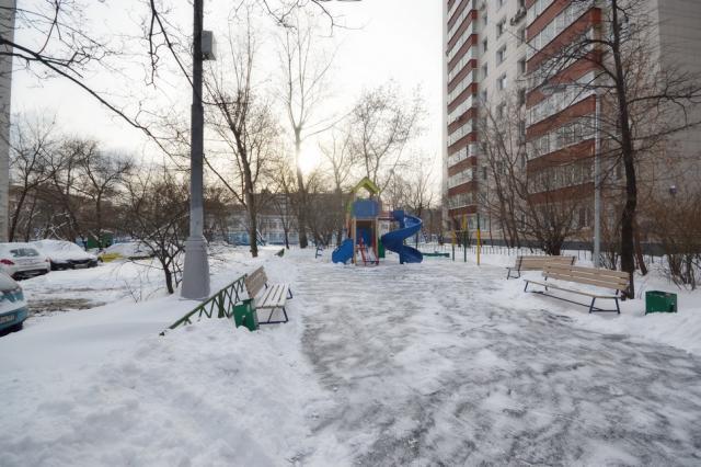Москва, Нижегородская улица, дом 14, корпус 1 (ЦАО, район Таганский)