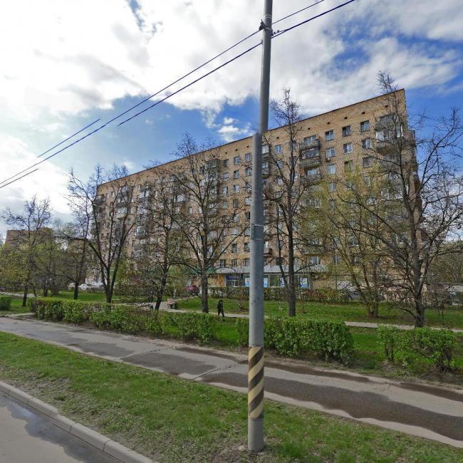 Москва, Сеславинская улица, дом 24 (ЗАО, район Филевский Парк)