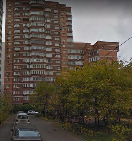 Москва, Большая Академическая улица, дом 47, корпус 1 (САО, район Коптево)