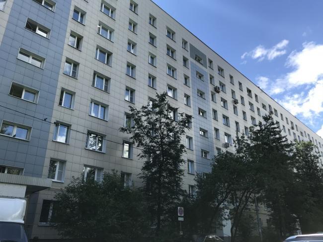 Москва, Ельнинская улица, дом 15, Серия I-515/9 ЮЛ (ЗАО, район Кунцево)