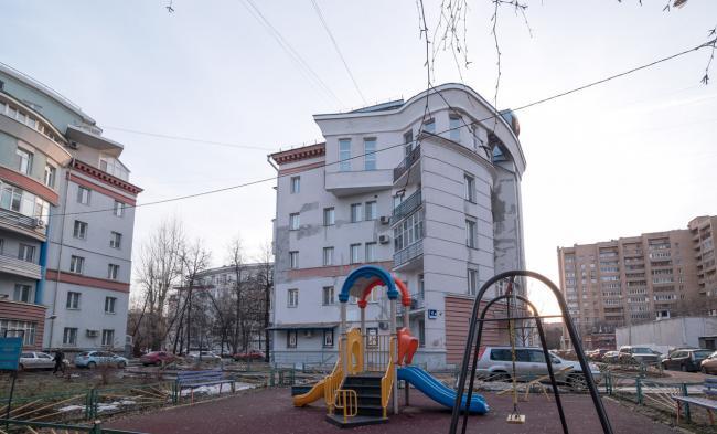 Москва, 2-я Владимирская улица, дом 4, корпус 1 (ВАО, район Перово)