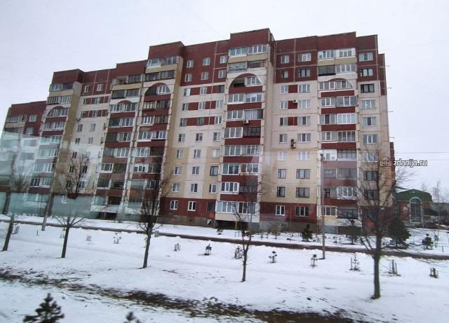 Что за серия домов в городе Псков