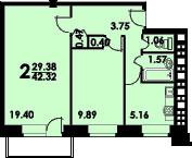 планировка II-29