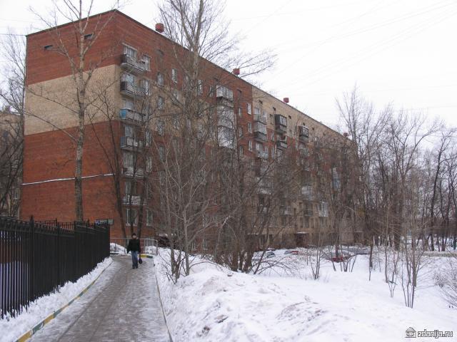 проспект Андропова, 44к1