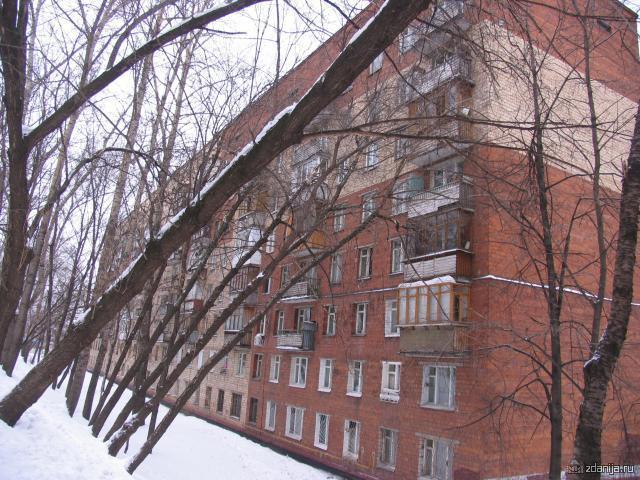 Москва, проспект Андропова, 44к1