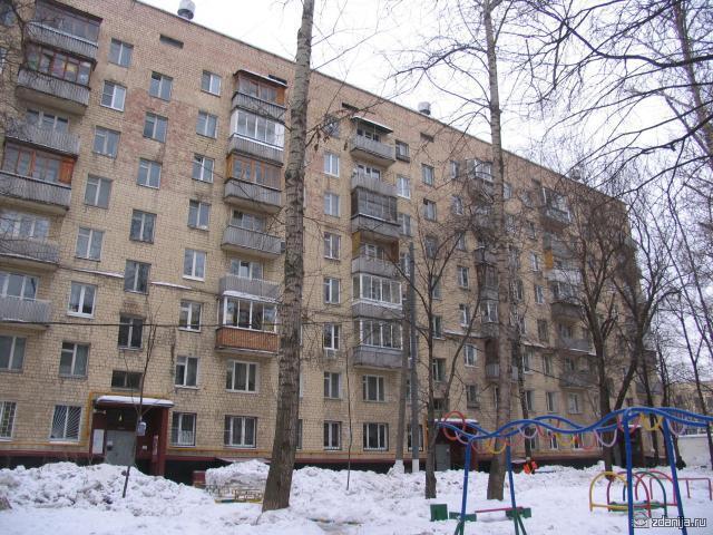 Москва, проспект Андропова, 44к2