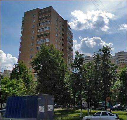 кирпичные башни на Волгоградском проспекте