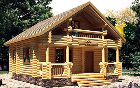 изготовление и строительство домов и бань