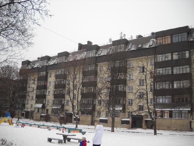реконструкция хрущевки, Харьков