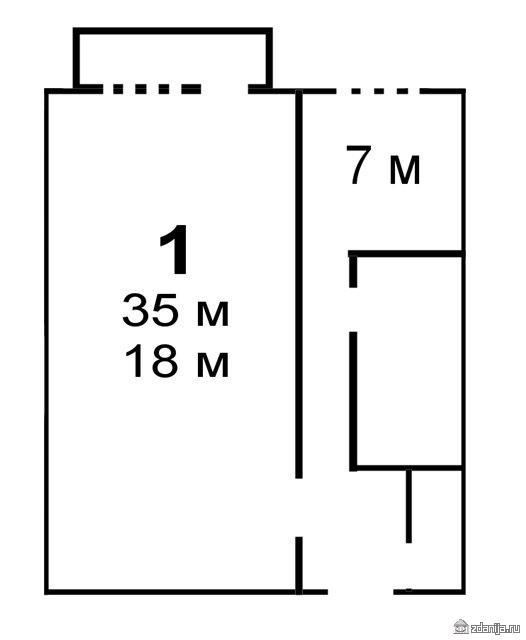 планировка квартир в домах серии 135