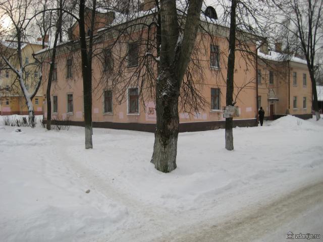 дома сталинских серий Ярославль