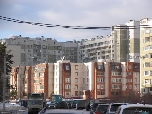 дома куб Бутово