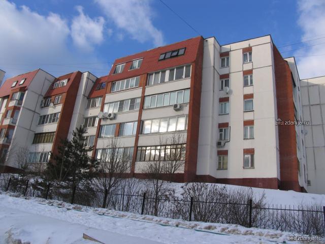 дома системы КУБ, Бутово