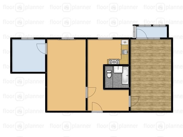 Серия 1р-303 - планировки квартир (серия 1р-303-16, серия 1р-303-17 отр.адм.) Типовая серия домов для Московской области.