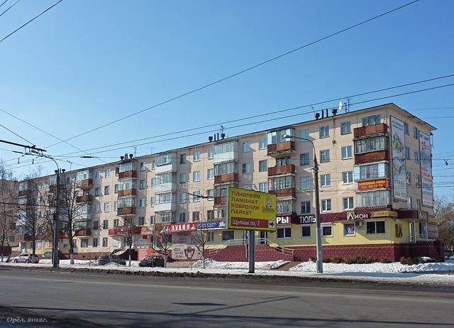 серия 1-464А ( отр. адм.) строительство