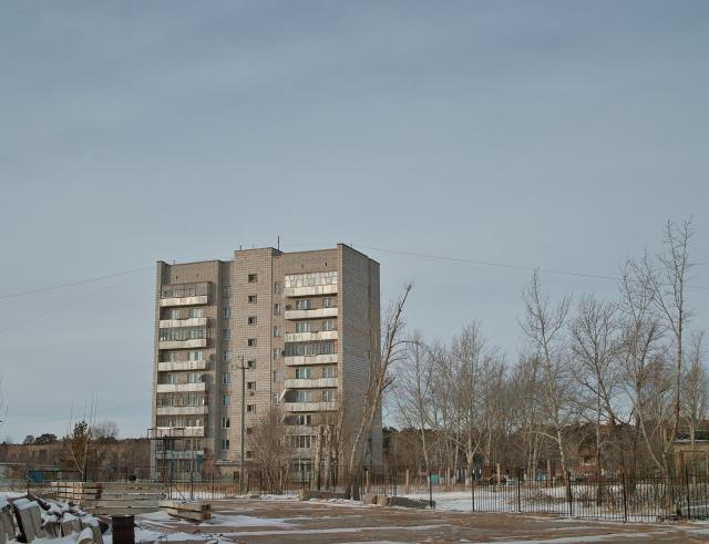 Серия 86, Казахстан, г.Степногорск (отр.адм.) Помогите определить серию дома