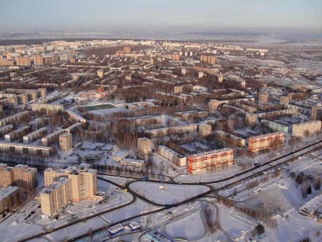 Помогите определить серию - кирпичная десятиэтажка, Нижнекамск, построены 90-х