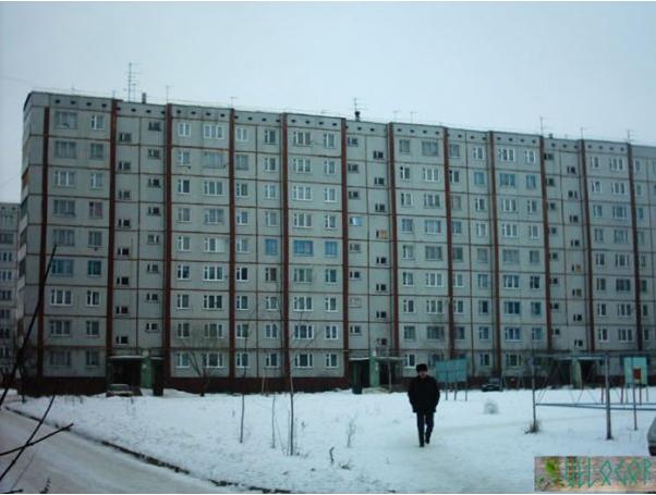 Серия 83, 83тул - типовые панельные дома - фото и планировки квартир