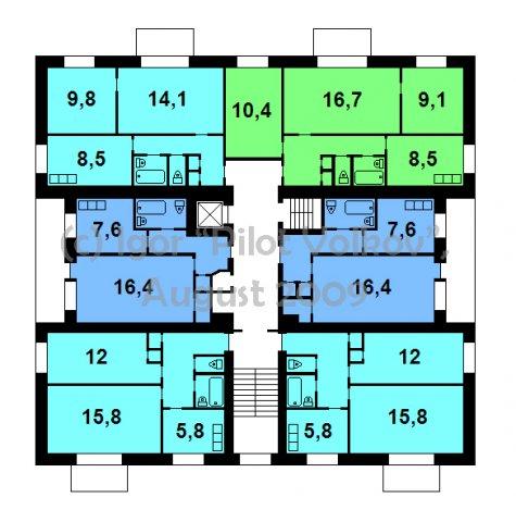 Серия 1-447с-26 (отр.адм.) помогите определить серию дома. г.